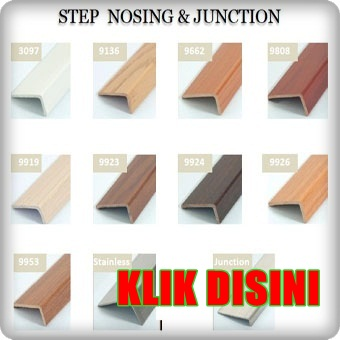 step nosing dan junction