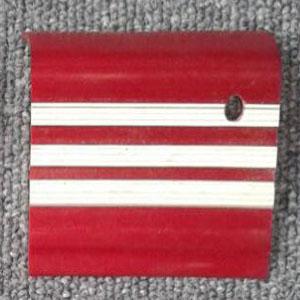 step nosing tangga karet merah garis putih