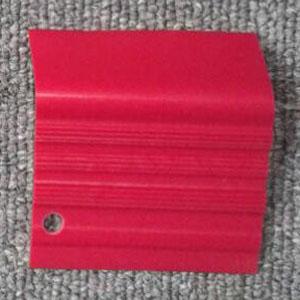 step nosing tangga karet merah polos