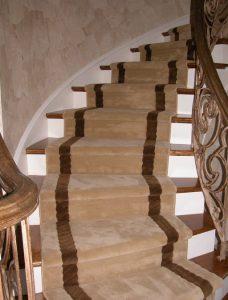 tangga tanpa stepnosing